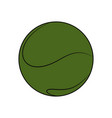 Sport tennis ball