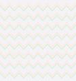 zigzag seamless pattern design vector image