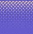 color geometrical halftone diagonal ellipse vector image