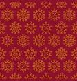coronavirus seamless pattern different kinds of vector image