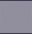seamless grid background with dots geometric vector image