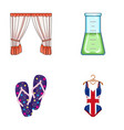 textiles business medicine and other web icon in vector image vector image