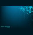 abstract digital background big data vector image vector image