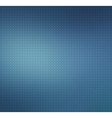 Blue grey gradient Dotted background vector image