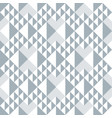 geometric abstract seamless pattern triangle vector image