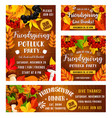 friendsgiving holiday potluck dinner party vector image vector image