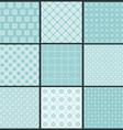 vintage tile vector image vector image