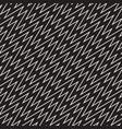 seamless zig zag geometric pattern classic vector image
