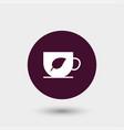 cup icon simple vector image