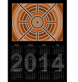 Center kalendar schwarz 380 vector | Price: 1 Credit (USD $1)