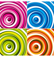 Circles background vector | Price: 1 Credit (USD $1)