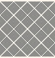 geometric seamless pattern with squares lines vector image