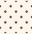vintage seamless pattern with small circles vector image vector image