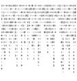 binary code zero one matrix white background vector image vector image