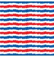 color chalk stripes pattern vector image
