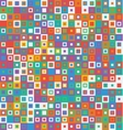 Abstract coloful seamless texture vector image vector image