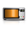 MICROWAVE vector image vector image