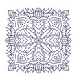 coloring book page print black and white vector image vector image