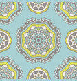 ethnic seamless pattern design surface vector image vector image