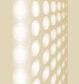 golden wallpaper vector image vector image