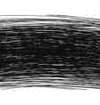 Scribble black background vector image
