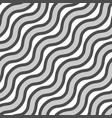seamless texture repeating pattern of wavy vector image vector image