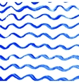 Watercolor wave background