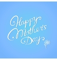 Happy mothers day card vector | Price: 1 Credit (USD $1)