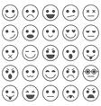 Set emoticons set emoji