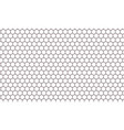 Hexagon net pattern background