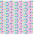 modern colorful abstract background with triangles vector image vector image