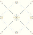 light tribal seamless pattern with diagonal lines vector image