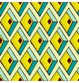 Abstract pattern in african style Geometric vector image vector image