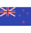 New Zealand vector image vector image