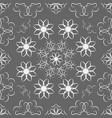 oriental mandala pattern vintage decorative vector image vector image