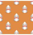 bowling pins seamless pattern vector image vector image