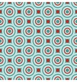 Retro textile pattern vector image vector image