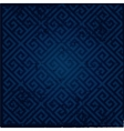 Background-greek pattern vector image