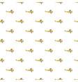 biplane pattern vector image vector image