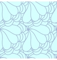 seamless floral pattern with flowers and vector image