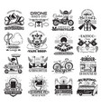 leisure activitity entertainment and hobby icons vector image vector image