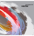 Abstract Paint Background vector image vector image