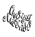 Chasing Mavericks Surfing Print vector image vector image