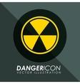 danger icon vector image