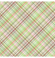 fabric texture seamless tartan pattern background vector image