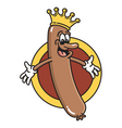 King of the wieners vector | Price: 1 Credit (USD $1)