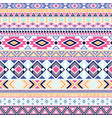 aztec american indian pattern tribal ethnic motifs vector image vector image