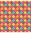 Bright retro seamless pattern vector image vector image