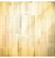 Gold wood background plus EPS10 vector image vector image