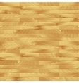Seamless wood plank vector image vector image